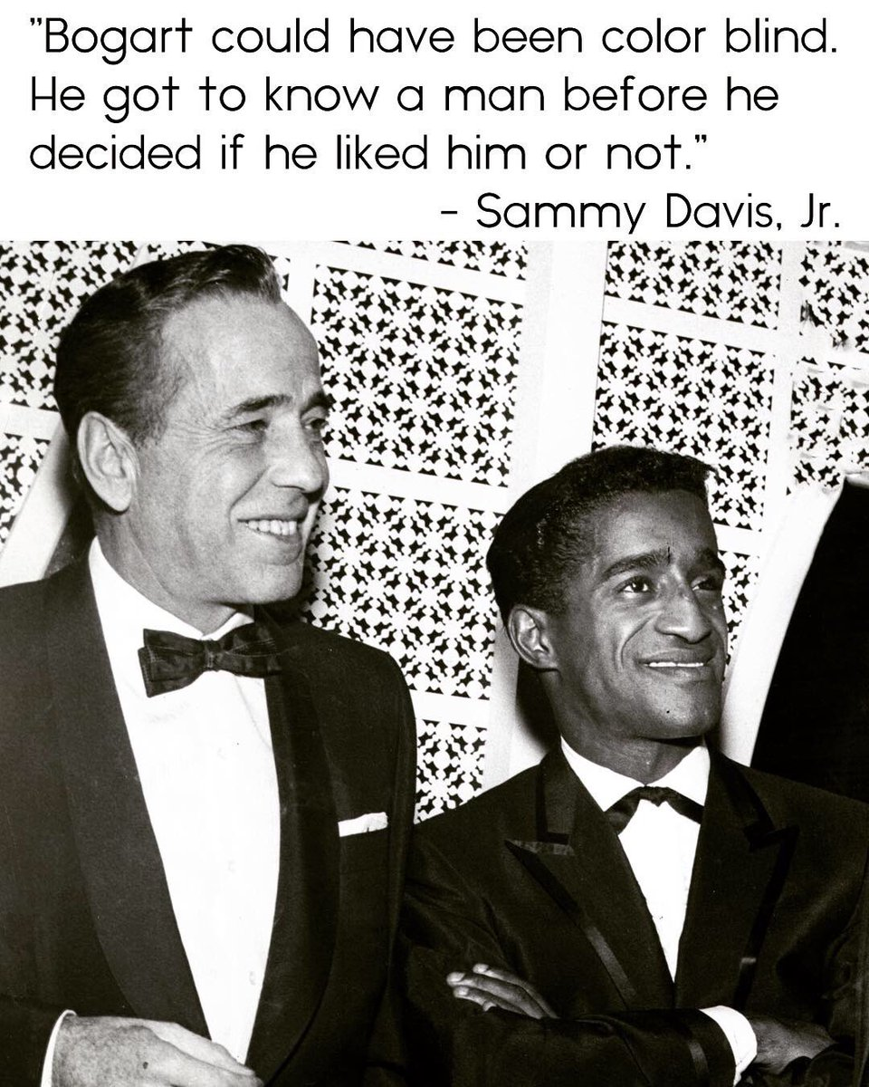 The GREAT Sammy Davis Jr. was born on this day in 1925.