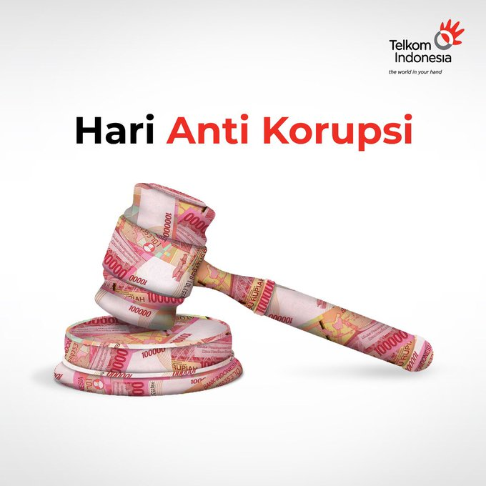 #HariAntiKorupsi Photo
