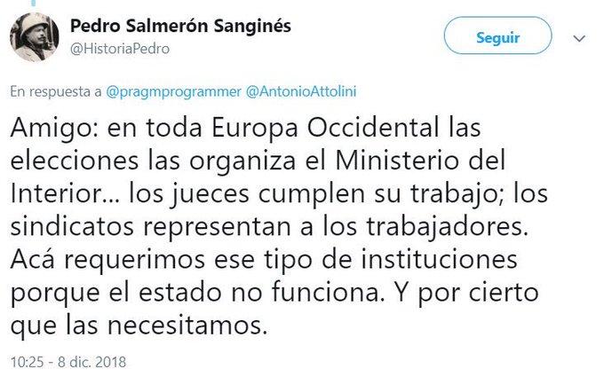 Si @HistoriaPedro, ya hubo una época así: se llamaba Comisión Federal Electoral, y dependía de la SEGOB, de no muy gratos recuerdos. Es inverosímil que un historiador ignore cosas como esas. Foto