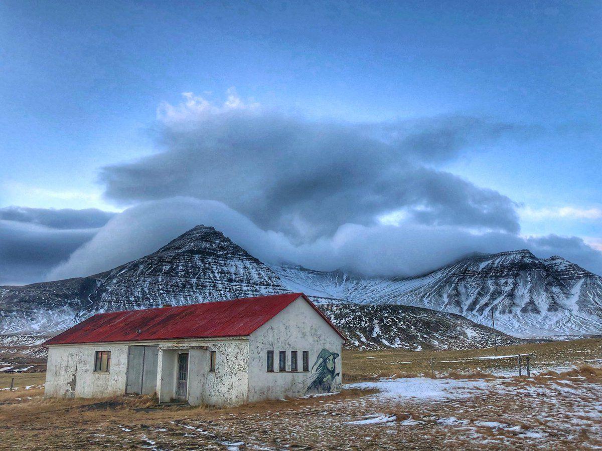 Погода на месяц в разных городах исландии