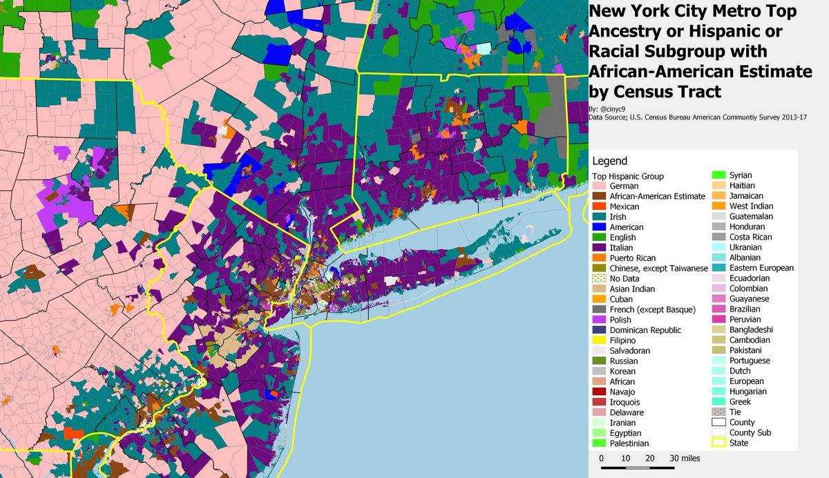 Map Of New York Suburbs.Cinyc V Twitter We Ll Start The Closer In Maps With The Nation S