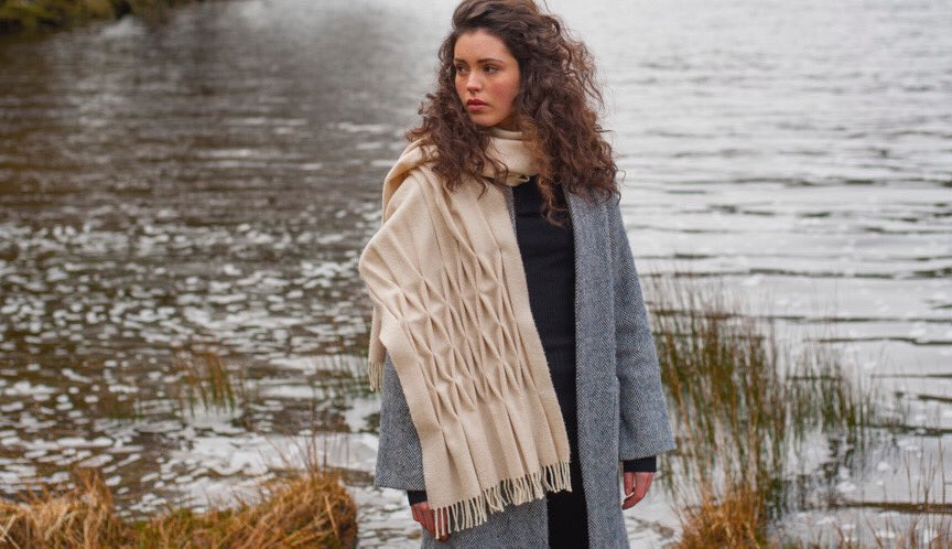 Day 5 @giftedrds is on its way! Time flies when you're Christmas shopping... There's only a few Magherabeg Donegal tweed winter coats remaining on STAND B22! So don't miss out Sunday 10am - 7pm. #giftedrds #dublin #donegaltweed #christmasstartshere #heritagestyle