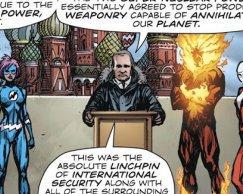 У коміксі про Супермена показали вибух Кремля Фото