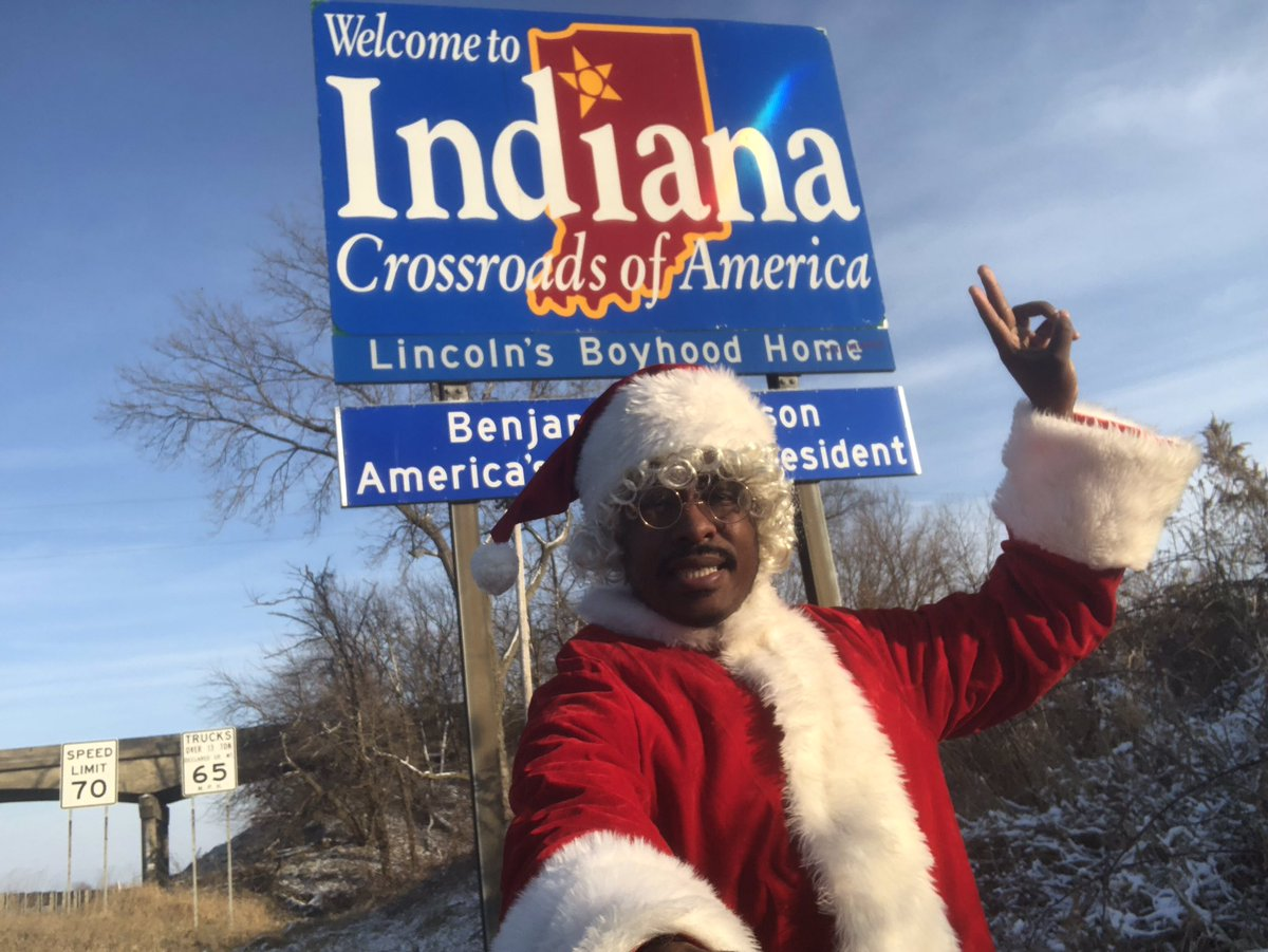 Ho ho, ho. Hello IN . Im headed to Indianapolis . Where can I find my friends in the homeless community here ?