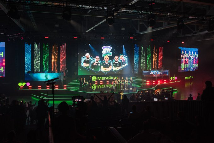 What a pleasure to play for a home crowd! See you in 2019 #GOGOVP #MegaFonWinterClash Фото