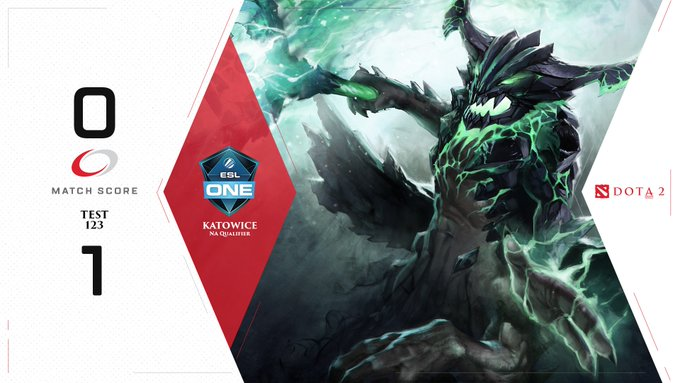 A tough first game as we struggled to keep up in the midgame. We look to reset for game 2! #coLDota #ESLOne 📺: Foto