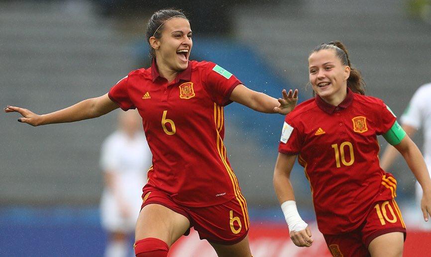 ⚽️ ¡El gol de @IreneLR10 puede convertirse en el mejor del Mundial!  🗳¡Entra y vota para coronar a nuestra campeona del mundo!  ⬇️⬇️⬇️⬇️⬇️⬇️⬇️⬇️⬇️⬇️  https://www.fifa.com/u17womensworldcup/videos/goal-of-the-tournament/…  #U17WWC 👏🏻🏆