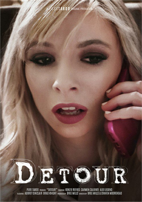 test Twitter Media - RT @Grindh: @KenzieReevesxxx @carmencalixxx @AubreySinxxx New movie for @puretaboocom @badboycraven in Detour https://t.co/z2dSM5sPXm