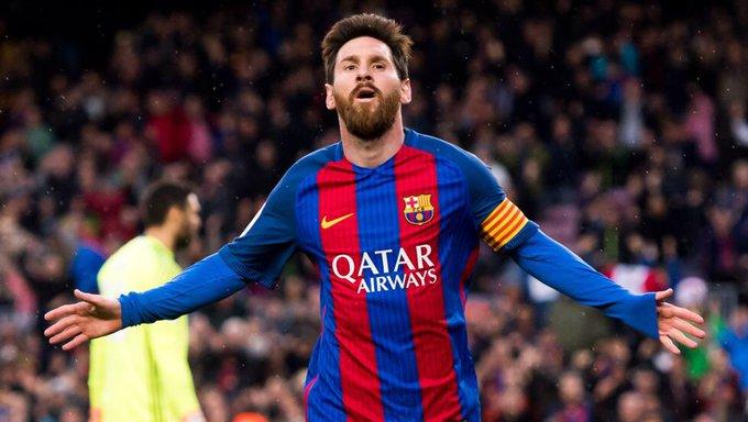 #OJOALDATO - Messi ha marcado 19 goles de falta directa en La Liga en los últimos 4 años, más que cualquier equipo (con todos sus lanzadores) de cualquiera de las 5 grandes ligas en ese mismo período de tiempo. Foto