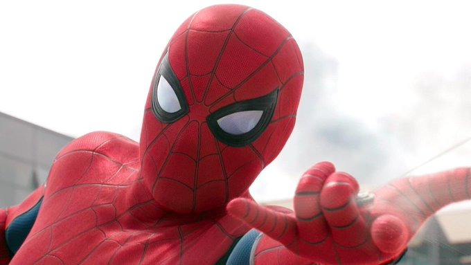 The trailer for Spider-Man: Far From Home was indeed shown to attendees at Brazil Comic Con on Saturday ... and it turns out they are the only ones seeing it for now. Photo