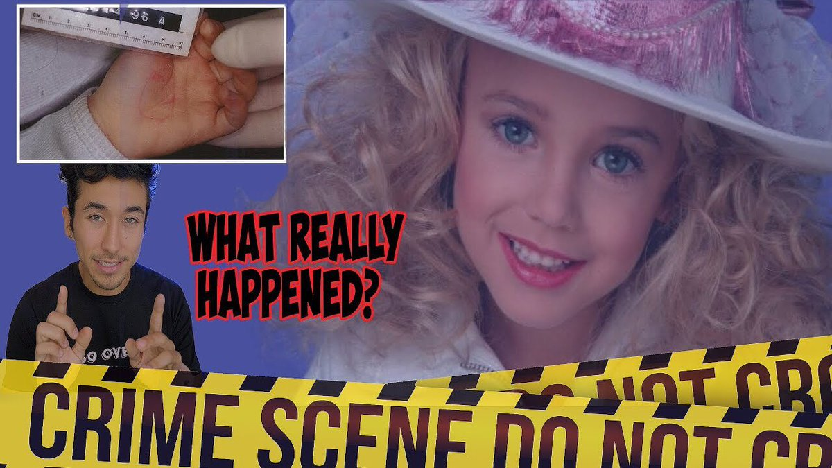 Rt for dm 💕 The UNSOLVED MYSTERY of JonBenét Ramsey!! (What really happened) youtu.be/1Qujkn4Tp2Y Freaky Friday on Saturday