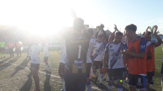 GANÓ MIDLAND Y CLASIFICÓ A LA COPA ARGENTINA #Midland 2 (Vivanco y Abregú)-#SportivoItaliano 0 Foto