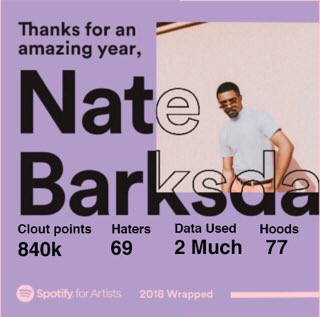 Been a great year...