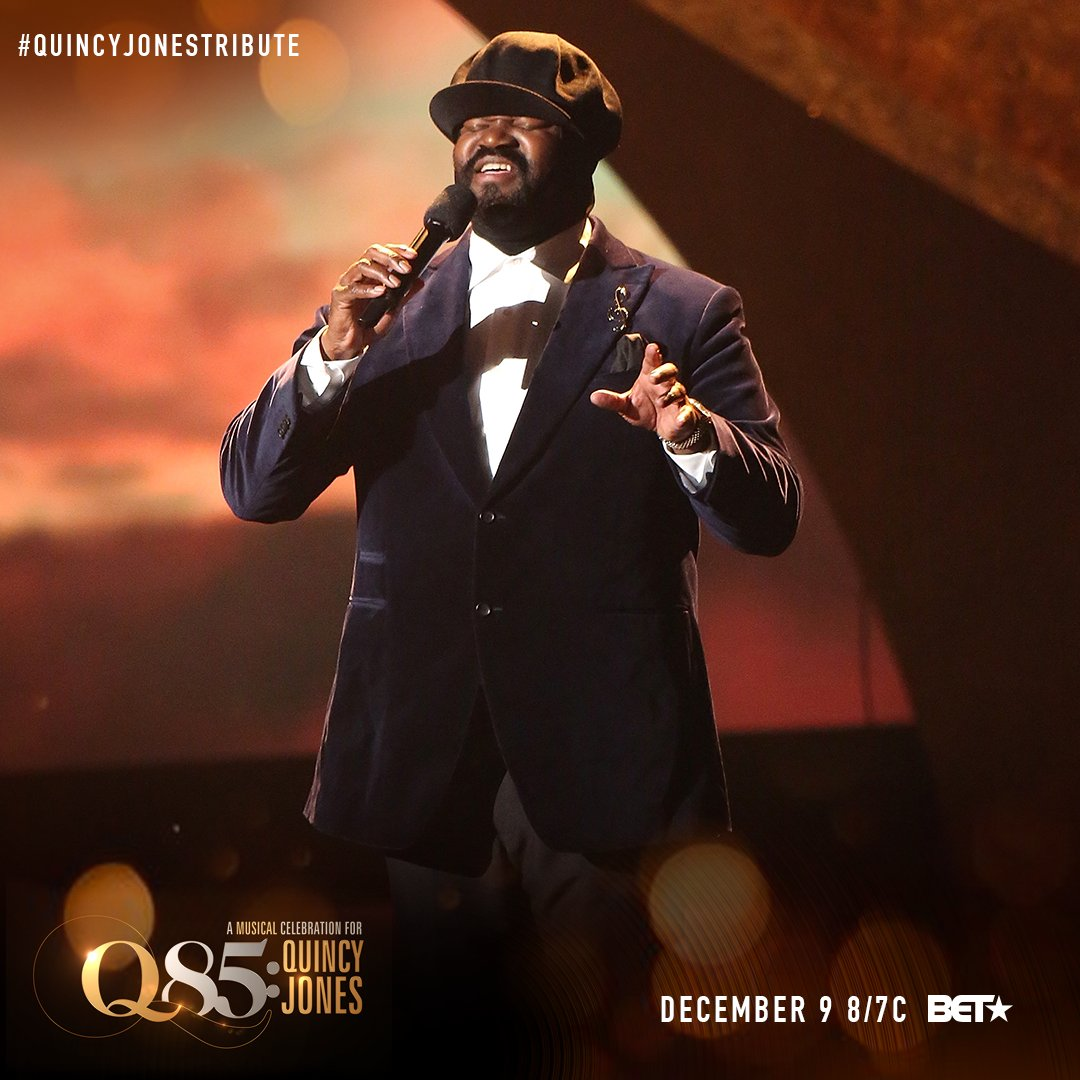 Don't miss the #QuincyJonesTribute this weekend! Tune in to @BET and @BETHerTV this Sunday, December 9 8/7c