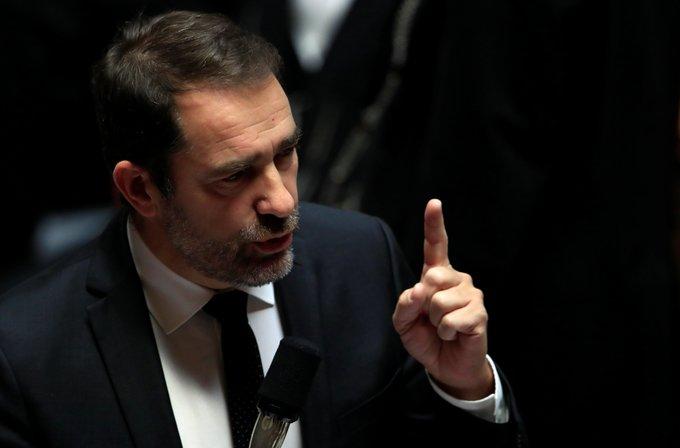 Глава МВД Франции заявил о беспрецедентном числе задержаний в Париже Фото