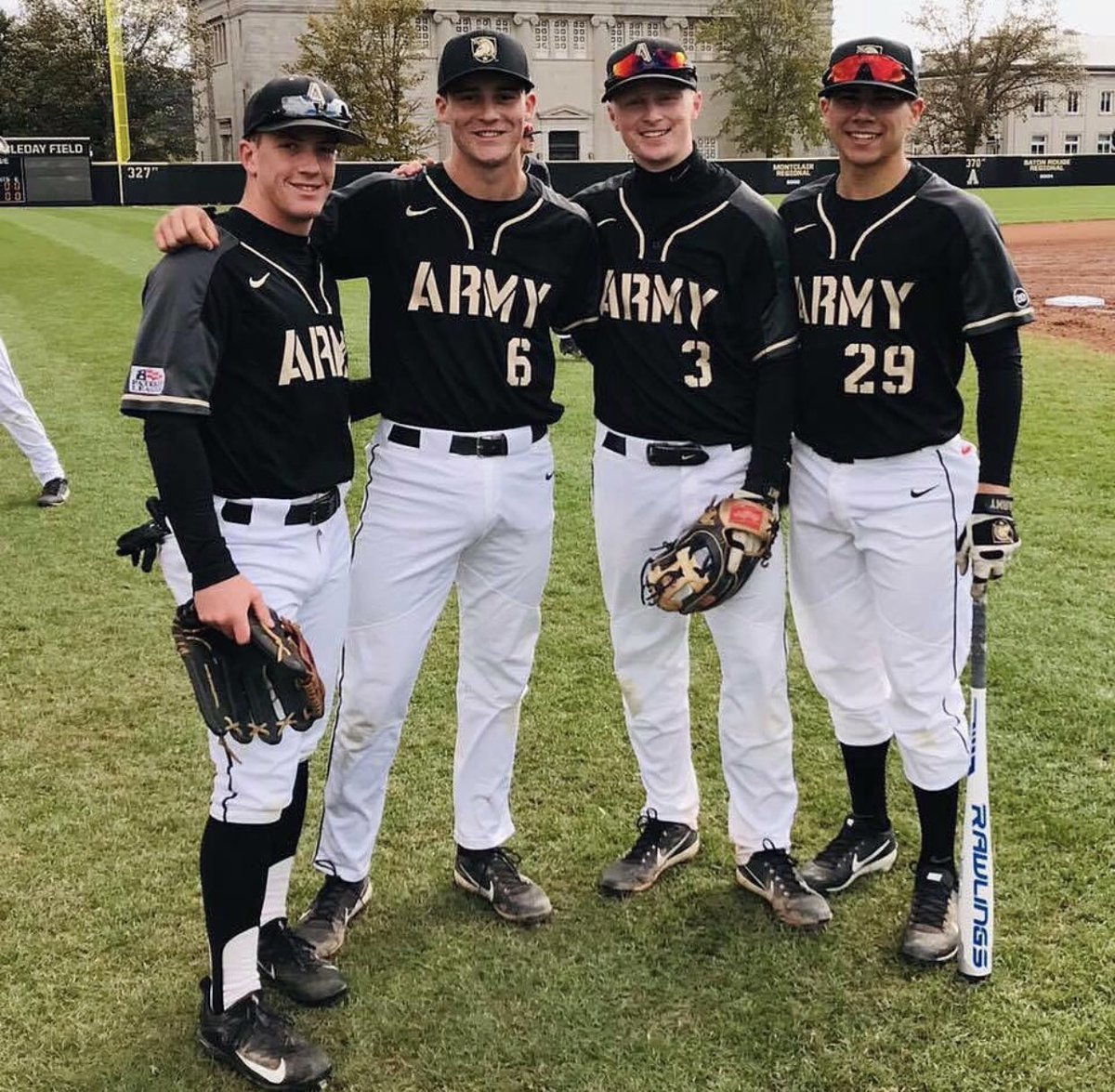 Congrats to @ArmyWP_Football on their victory today over Navy. S/O to two former HitDogs @titus2312 and @mcbc1414 currently playing for @ArmyWP_Baseball.  #selfless #ServiceToCountry. <br>http://pic.twitter.com/TPzRt8YFP0