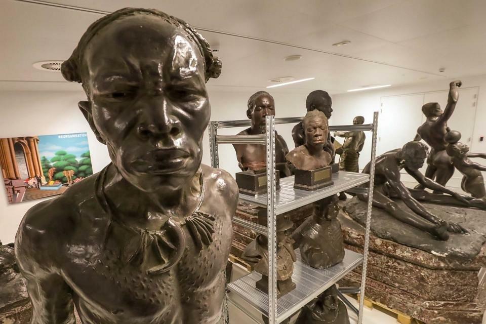 FOTO Melihat Ragam Sejarah Afrika di Museum Belgia http://news.masjmzs.com//index/xnews/index.html?uuid=ead9454ab53910758a123811efcddc32&to_platfrom=old…