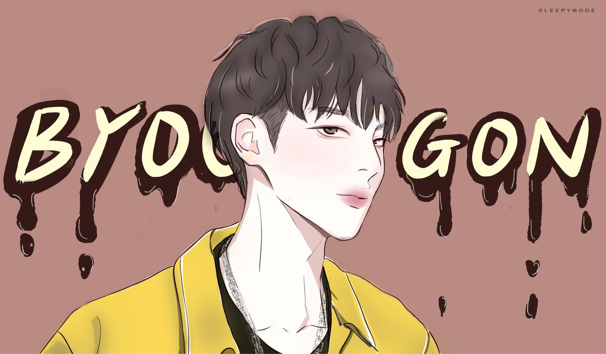 Would you like to have some chocolate and donuts?    #이병곤 #LEEBYOUNGGON #YG_TREASURE_BOX #BEX #BYOUNGGON #FANART<br>http://pic.twitter.com/nbpIcVJRQm