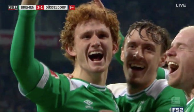 Josh Sargent makes strong case for wonderteenhood by scoring on his Bundesliga debut: Photo