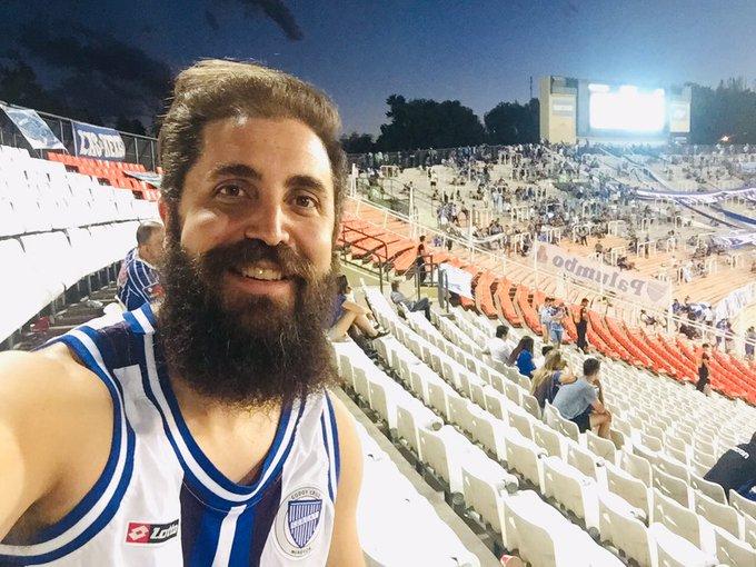 El más INTERNACIONAL del oeste argentino! Arriba Godoy Cruz!!! #SoloTomba #SuperLigaFan Foto