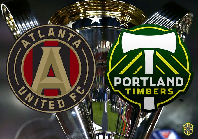 23h00 | #MLSCup (MLS 🇺🇸) - Final (jogo único) Atlanta United x Portland Timbers 📺 ESPN Brasil e SporTV Photo