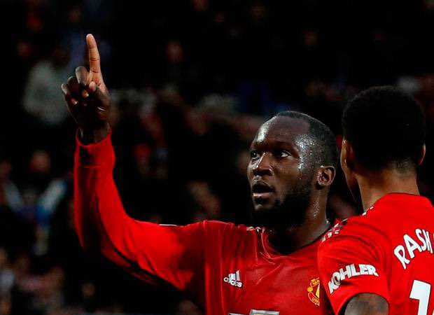 Romelu Lukaku has the same amount of Premier League Goals (6) this season as Mane and Lacazette. Wouldn't have thought that! 😂 #mufc Photo