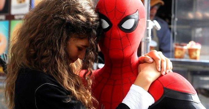 Descrição do trailer de Homem-Aranha: Longe de Casa é revelada! >> Foto
