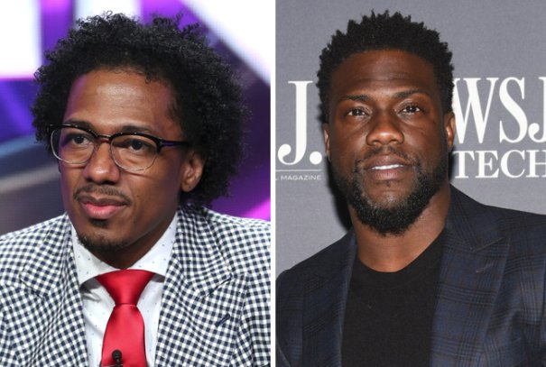Nick Cannon Defends Kevin Hart, Calls Out Other Comedians For Past Homophobic Tweets Photo