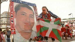 Se cumplen 20 años del asesinato de Aitor Zabaleta Foto
