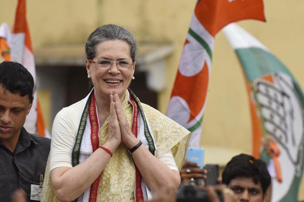 Wishing a very Happy Birthday to our Beloved Leader Smt. Sonia Gandhi. May God bless her with good health & long life. #HappyBirthdaySoniaGandhi Photo