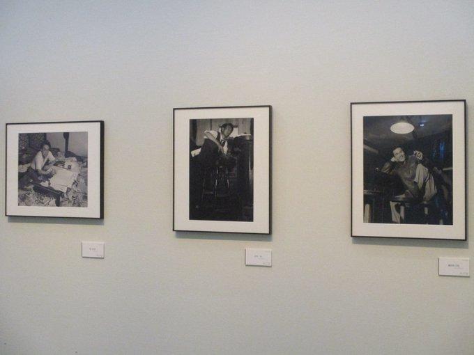 【生誕100年 林忠彦展】12月24日まで開催中!本日のNHK「日曜美術館」ご覧になられましたか?戦後すぐの東京を写した「カストリ時代」をはじめ、人物写真、風景写真あわせて210点を展示しています。林忠彦の作品世界を満喫できます。ぜひご来館ください。#周南市美術博物館 #林忠彦 写真
