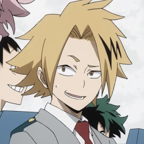 Can we take the time to Appreciate Denki Kaminari?, I feel like he's one of the most Underrated pure boys out there who deserves lots of Love. He's just a very well-built Character and I can't wait to see more development from him.    #BNHA #DenkiKaminari