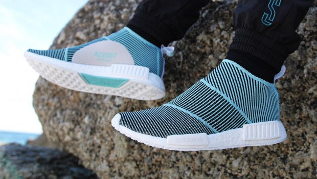Savings OVER 60% OFF retail are available for the @parleyxxx x adidas NMD_CS1 Primeknit at $77 + FREE shipping!  BUY HERE -&gt;  http:// bit.ly/2FqqsjV  &nbsp;   (use promo code ADIFAM) <br>http://pic.twitter.com/KKWwv3tIpJ