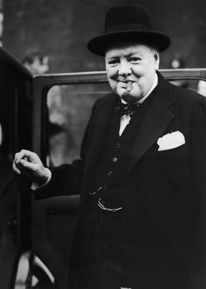 'If you destroy a free market you create a black market.' -- Winston Churchill