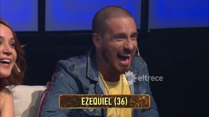 La reacción de Fede Bal cuando le preguntaron si estaba en pareja #LaTribunaDeGuido Foto