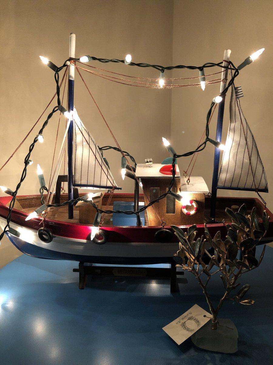 Christmas Boat Greece.Karavakia Hashtag On Twitter