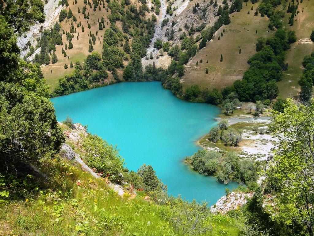 бане озеро тимур дара фото самобытная республика юге
