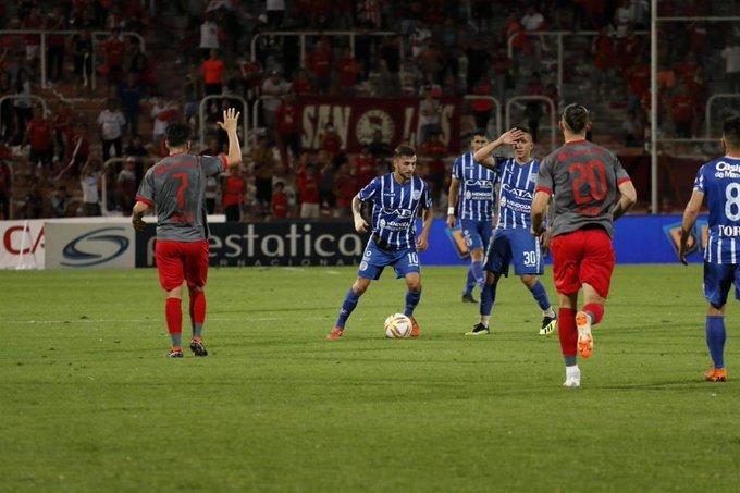 [LOS GOLES] Mirá los goles del empate 1 a 1 ante el Tomba con goles de Ángel González y Maximiliano Meza: Foto