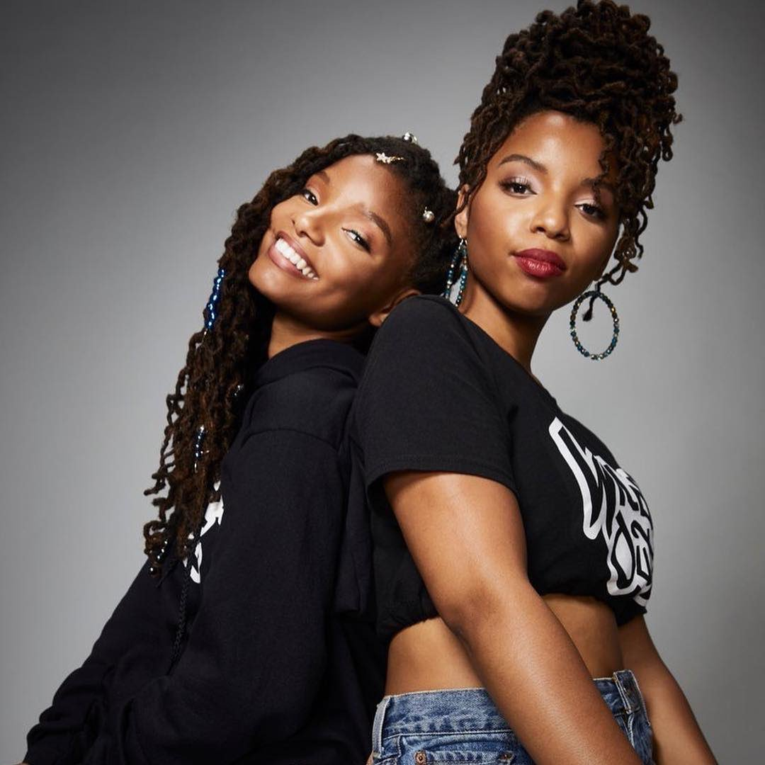 @chloexhalle @iamrashidajones  And big love to all the nominees and an incredible year of musiccc ������ https://t.co/rbLXu5JUuq