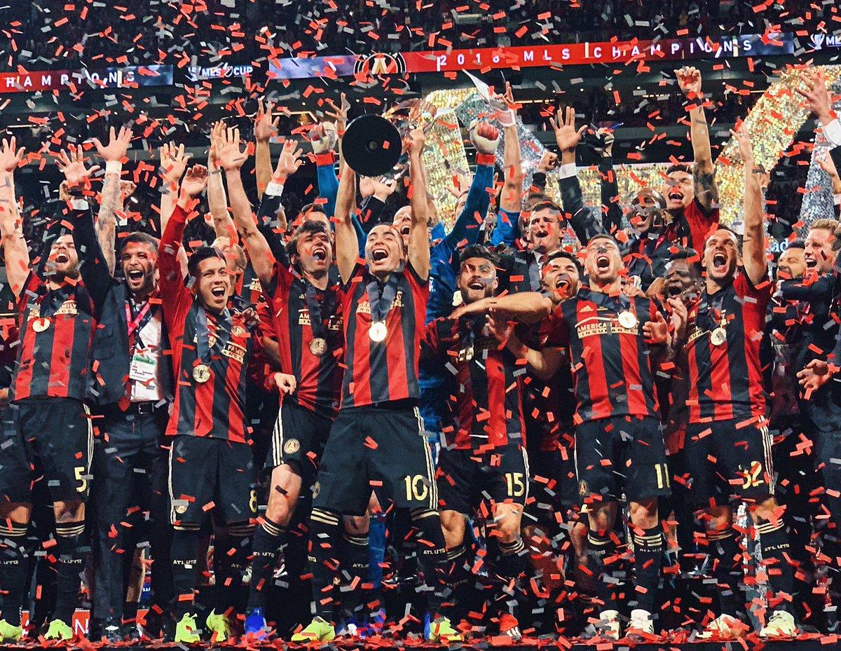 Barco campeón de la MLS