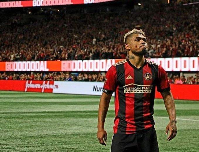 Josef Martinez na MLS: 39 jogos 35 gols 05 assistências -Eleito o melhor jogador Alô @SaoPauloFC, esquece essa merda de Caicedo Foto