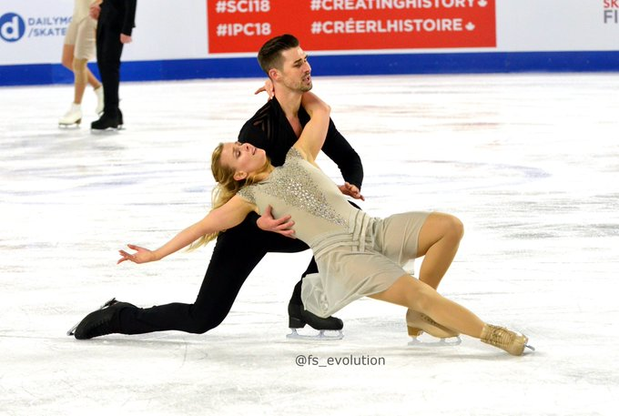 Congrats to @MadiHubbell & @ZachTDonohue on their first Grand Prix Final title! #GPFVancouver #GPFigure Photo