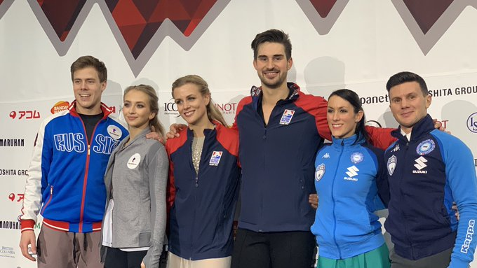 This thread: Free dance press conference #GPFVancouver #GPFigure Photo