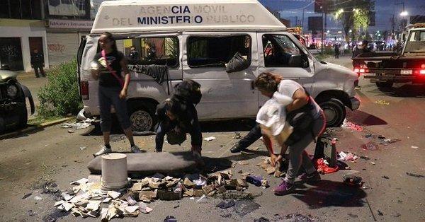 #MarthaGobernadora Curioso los hechos de Xilotzingo, Las elecciones con disparos en San Aparicio, Bosques, SF Totimehuacan, Amenazas a trabajadores Photo