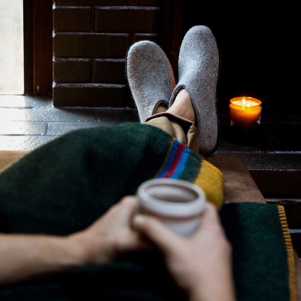6ffb6ee7feb Relax and recover with slippers from Glerups. 100% pure and natural wool.   danssports  giftideas  glerups  slippers  myglerups  glerupsslippers   giftsforhim ...