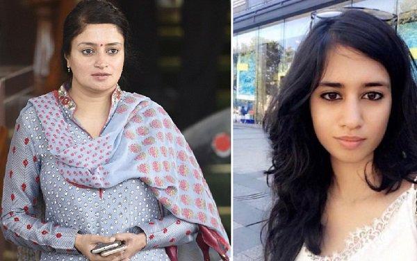 Lok Sabha MP Poonamben Madam's daughter passes away