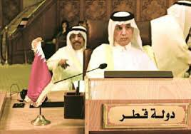 The arrival of GCC leaders to attend the Gulf summit ... and King Salman at the reception Dt98JhSU0AAm2rR