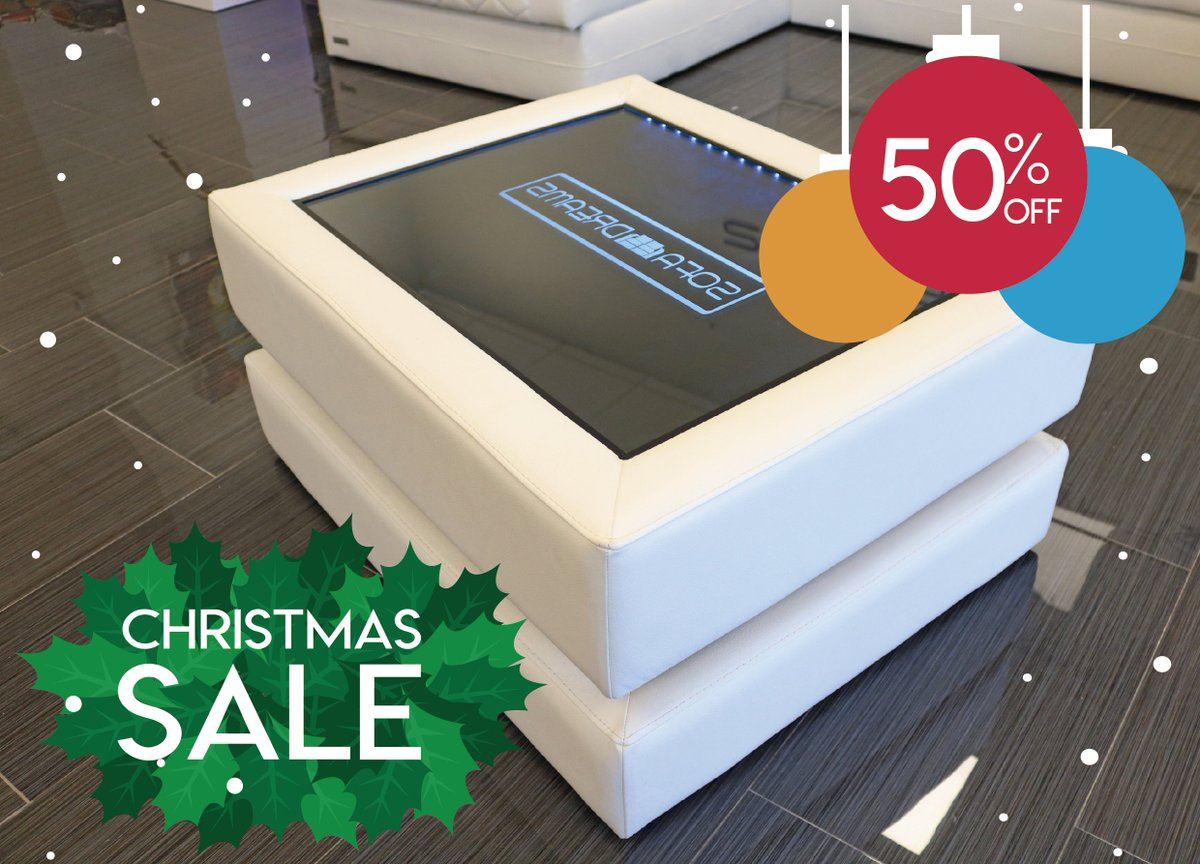 Sofa Dreams Usa On Twitter This Christmas Get 50 Off Our