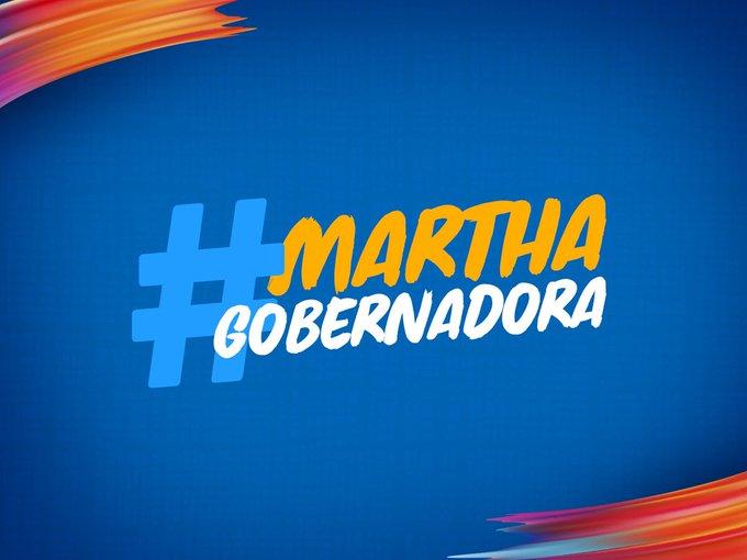 #Puebla tendrá la primera gobernadora emanada de Acción Nacional. @MarthaErikaA honrará la confianza que le dieron los ciudadanos y sabrá llevar con liderazgo las riendas de este gran estado. #MarthaGobernadora Photo