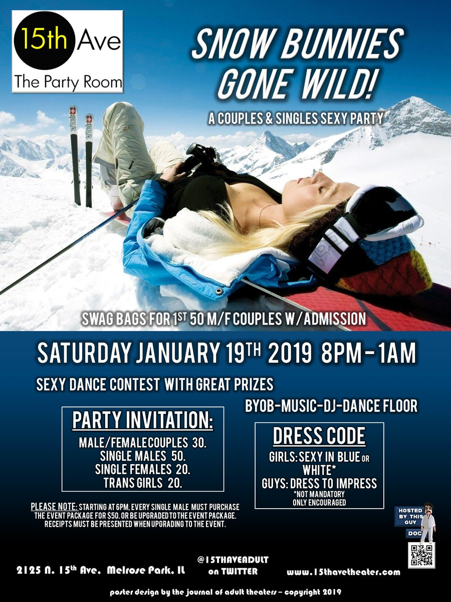 The Ladies Looked Fantastic Thank You For A Great 2018 And We Will Be Back On Saturday January 19th 2019 For Snow Bunnies Gone Wild